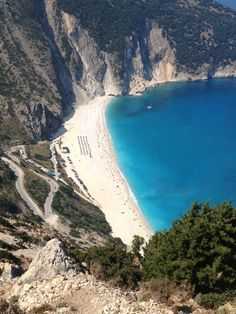 Kefalonia, Greece - Myrtos Beach