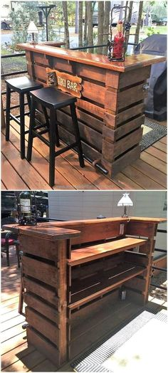 Easy Crafty Diy Wooden Pallet Project Ideas 32