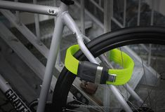 Litelok | This lightweight, yet ultra secure bike like it's both an awesome #bike #design #innovation, but also a new biking essential.