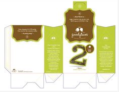 GoodyTwos Grab n Go © Copyright protected 2013 DO NOT COPY or REPRODUCE #packaging #candy #branding