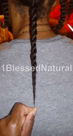 How to Retain Length of Natural Hair
