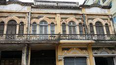 El mundo con ella: Camboya 2015: 9 de julio - Battambang y su arquite...