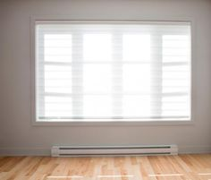 If your home uses electric baseboard heaters, your electricity bill can skyrocket in cold winter months. Use our tips to make the most of your baseboards and keep heating costs lower this winter. Hydronic Baseboard Heaters, Baseboard Heater Covers, Electric Baseboard Heaters, Baseboard Heating, Electric Radiators, Home Heating Systems, Radiant Heating System, Cleaning Baseboards, Radiant Floor