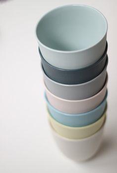 porcelain beaker.
