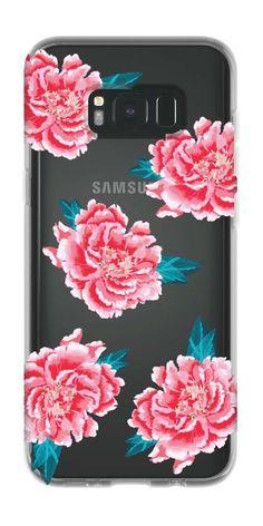 Samsung Galaxy S8+ Fleur Rose Case  230b213fe208b