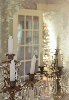 How can there only be ten days left until Christmas? I have so much to share with you! tonight, I'll share some random. Bella Rose, Bottle Brush Trees, Old Bottles, Rose Cottage, Apothecary Jars, Window Sill, Vintage Pink, Candle Sconces, Wall Lights