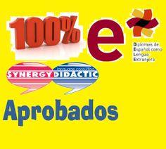 100% aprobados Exámenes Dele Instituto Cervantes