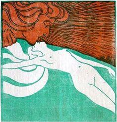 Leopold Stolba, Calendar illustration 1903