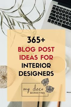 Discover how to write blog posts that sell interior design services and making your business visible online. 365 done for you blog post titles made for interior designers PLUS you'll learn how to promote your blog posts for maximum visibility #interiordesign #mydecomarketing #interiorsblog Create Your Own Blog, Creating A Blog, Interior Design Business, Interior Design Services, Creative Business, Business Tips, Interior Blogs, Design Blogs, Blog Topics