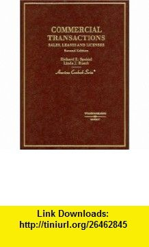 Commercial Transactions Sales, Leases, And Licenses (9780314154781) Richard E. Speidel, Linda J. Rusch , ISBN-10: 0314154787  , ISBN-13: 978-0314154781 ,  , tutorials , pdf , ebook , torrent , downloads , rapidshare , filesonic , hotfile , megaupload , fileserve
