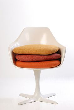 Replacement Cushion Eero Saarinen Style Burke by midcentury8, $59.00