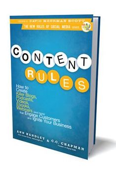 One of the best content marketing books I've read....