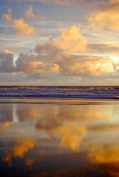 Coastal Clouds Reflected Anew, Russell Tomlin