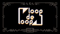"Entry for loop de loop novembre ""LOL"" contest. Made using the 16 colors PICO8 palette 861frames at 24fps."
