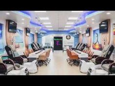 Nail Salon Remodel, ProHealth, Long Beach, CA