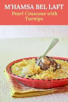 Halal Recipes, Pasta Recipes, New Recipes, Algerian Food, Algerian Recipes, Easy One Pot Pasta Recipe, Pearl Couscous, Lentil Recipes, One Pot Meals