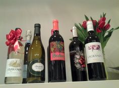 Rules for a Wine Exchange Party