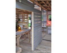 FP ARQUITETURA POPULAR: Arquitetos usam pallets como opção de habitação ecológica para refugiados Arquitetos usam pallets como opção de habitação ecológica para refugiados