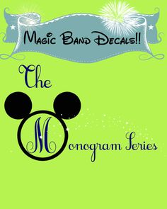 magic band decals!!!