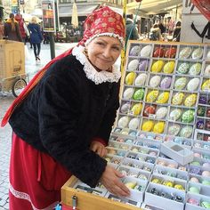 Easter Market in Prague!