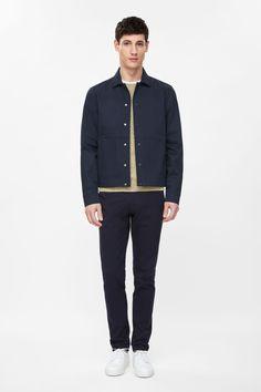 COS | Cotton twill jacket