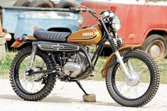 Yamaha CT3 175.