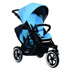 Phil and Teds Navigator Stroller WITH Face to Face Seat (Sky) Set includes: stroller and face to face seat . Stroller:phil&teds Navigator buggy is the next Best Double Stroller, Double Strollers, Baby Strollers, Double Buggy, Phil And Teds, Second Baby, Baby Essentials, Baby Gear, Future Baby