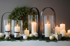 Julegave 2017. 4 Candle Sconces, Wall Lights, Magic, Candles, Table Decorations, Lighting, Christmas, Furniture, Home Decor