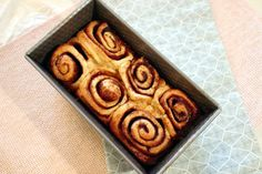 Cinnamon rolls are the best possible brunch there is! Warm, comforting, sweet, moist, crunchy and simply delicious. And so easy to make at home!