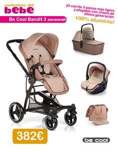 382€. Cochecito 3 piezas Be Cool Bandit 3 Nidus savannah. ¡Encuentra una gran variedad de productos junto a los mejores precios en nuestra shop online!