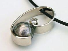 Custom Necklace Design - Mark Loren Designs #SilverJewelry