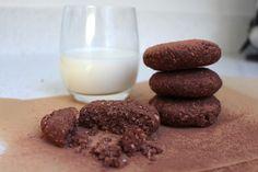 choc coconut cookies 3