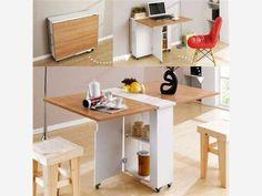 Küçük evler için masa çözümleri /3 Foto Galeri : Hürriyet Emlak