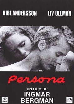 Persona (1966) Swe. D/Sc: Ingmar Bergman. Bibi Andersson, Liv Ullman. 15/11/06