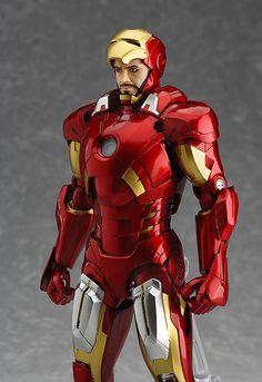 figma Iron Man Mark VII: Full Spec ver.