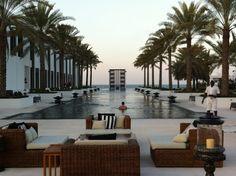 Chedi Hotel, Muscat, Oman