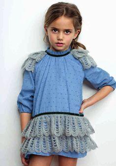 marron chocolate this tenue is perfect #fashion #kids