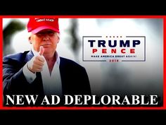 Trump Ad Hammers Clinton's Smear of 'Deplorables' - 'You know what's deplorable? Hillary Clinton viciously demonizing hard-working people like you' ~ I'm deplorable and I approve this message! Deplorables unite! ~ Trump 2016 ~ RADICAL Rational Americans Defending Individual Choice And Liberty