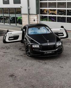 Rolls-Royce Rolls Royce Coupe, Lamborghini, Ferrari, Dream Cars, Supercars, Rolls Royce Phantom, Amazing Cars, Hot Cars, Cars Motorcycles