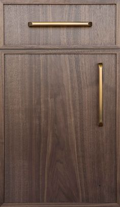 Custom cabinetry by Plain & Fancy. Handmade cabinets for any room of the house. The difference is in the details. Walnut Kitchen Cabinets, Kitchen Cabinet Door Styles, Cabinet Styles, Full Overlay Cabinets, Inset Cabinets, Handmade Cabinets, Walnut Doors, Contemporary Cabinets, Reno