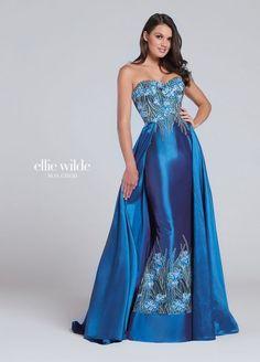Ellie Wilde - EW117076 - All Dressed Up, Prom Dress