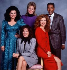 I loved this show because it was set in Atlanta. I appreciate it because Dixie Carter was amazing and gave Southern women such a great role model: you can be tough and be a lady too.