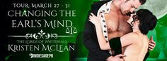 Changing the Earls Mind Tour By Author Kristen McLean  Changing the Earls Mind  byKristen McLeanThe Lords of Whitehall #3Publication Date:March 26 2017Genres: Adult Historical Romance  Purchase:Amazon Amazon UK Barnes & Noble  Kobo iBooks  A man who knows everything  For nearly a decade Drake Ramsey the disciplined and logical Earl of Saint Brides has been the driving force behind the Home Office; meeting with foreign leaders to negotiate treaties spurring a lethargic Parliament into action…