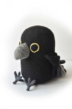 Buy Raven pattern - AmigurumiPatterns.net