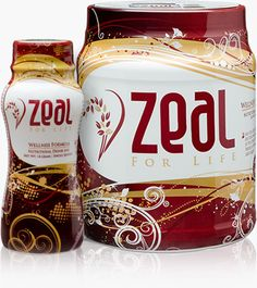 Zeal Wellness Blend helps . . .  Boost your energy* Optimize your health* Slow your aging process* Enrich, restore and protect your body* Maintain a healthy weight