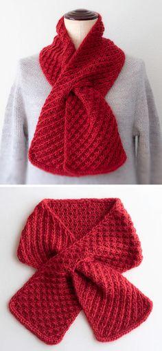 Knitting Ideas, Knitting Patterns Free, Free Knitting, Knitting Projects, Knitting Squares, Crochet Cowl Free Pattern, Cowl Patterns, Yarn Projects, Loom Knitting