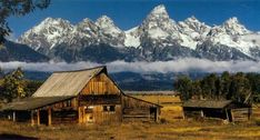 Jackson Hole, Wyoming - need to take a trip to the west