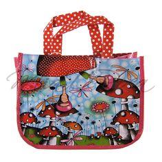 Cute Mini Carrier Bag Elsy - MiaDeRoca Evening Bags, Diaper Bag, Mini, Cute, Embroidery, Products, Diaper Bags, Kawaii, Mothers Bag