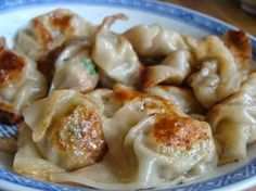 Chinese Pot Stickers - Can make with pork or chicken too....