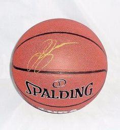 RAY ALLEN autograph basketball CELTICS HEAT BUCKS COA Memorabilia Lane